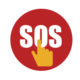Botón de SOS Life Alert ayuda al toque. Servicio de asistencia ante eventos de seguridad y asistencia medica. Otro producto de Tracker GPS