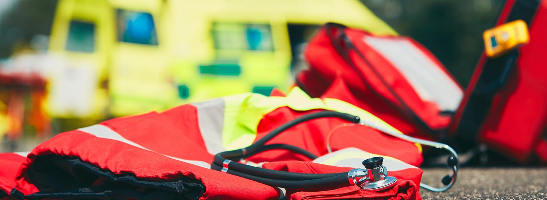 Ambulancia rescate