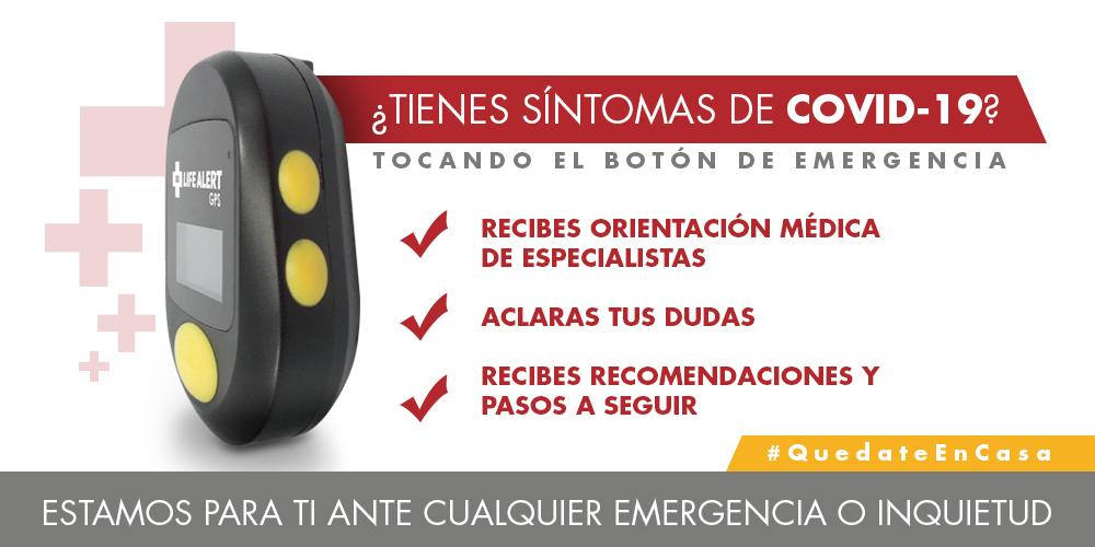 COVID-19 Life Alert GPS